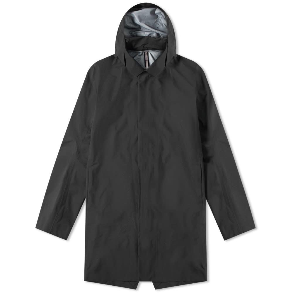 Photo: Arc'teryx Veilance Partition LT Coat Black