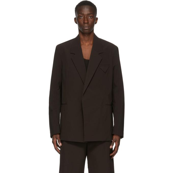 Photo: Bottega Veneta Brown Tailored Blazer