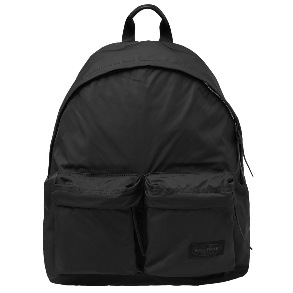 Photo: Eastpak Padded Pak'r Double'r Backpack Black Edition