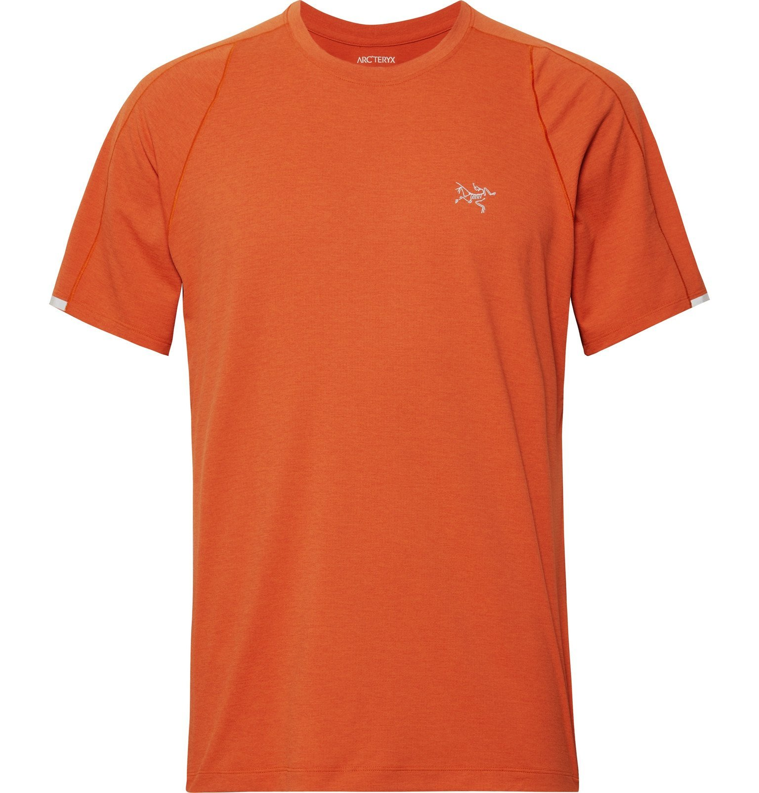 Photo: Arc'teryx - Cormac Ostria T-Shirt - Orange