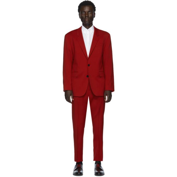 Photo: Hugo Red Ulan Farlys 201F Suit
