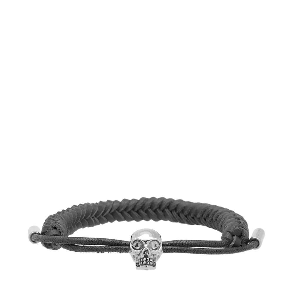 Photo: Alexander McQueen Skull Friendship Bracelet