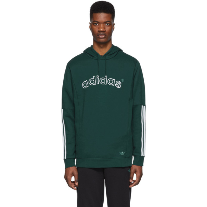 adidas Originals Green Archive Hoodie