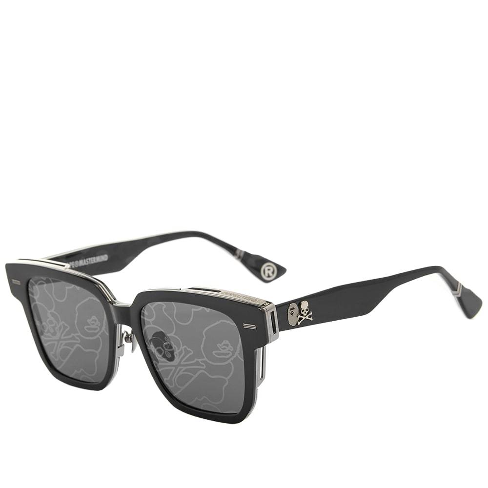 Photo: A Bathing Ape Eyewear x MASTERMIND WORLD BMJ004 V2.0 Sunglasses