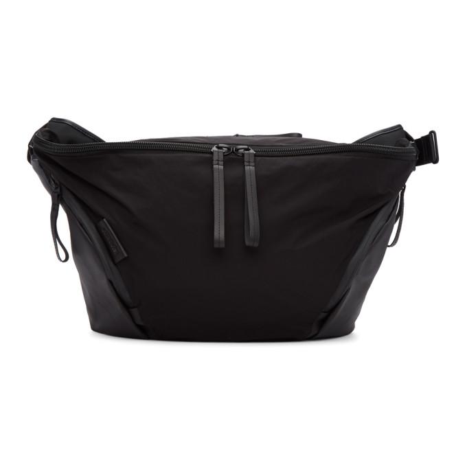 Photo: Cote and Ciel Black Memory Tech Oder-Spree Messenger Bag