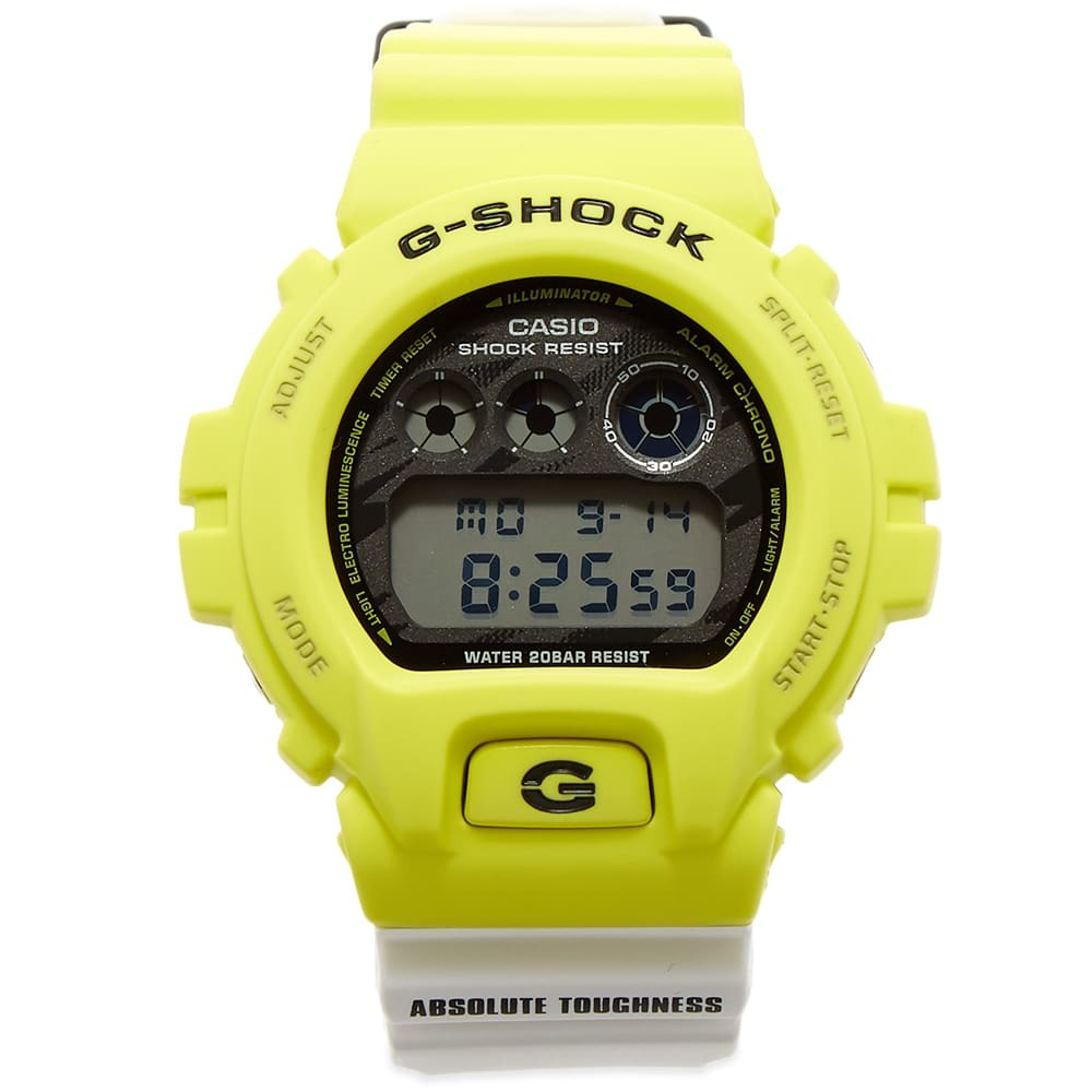 Photo: Casio G-Shock DW-6900TGA Watch