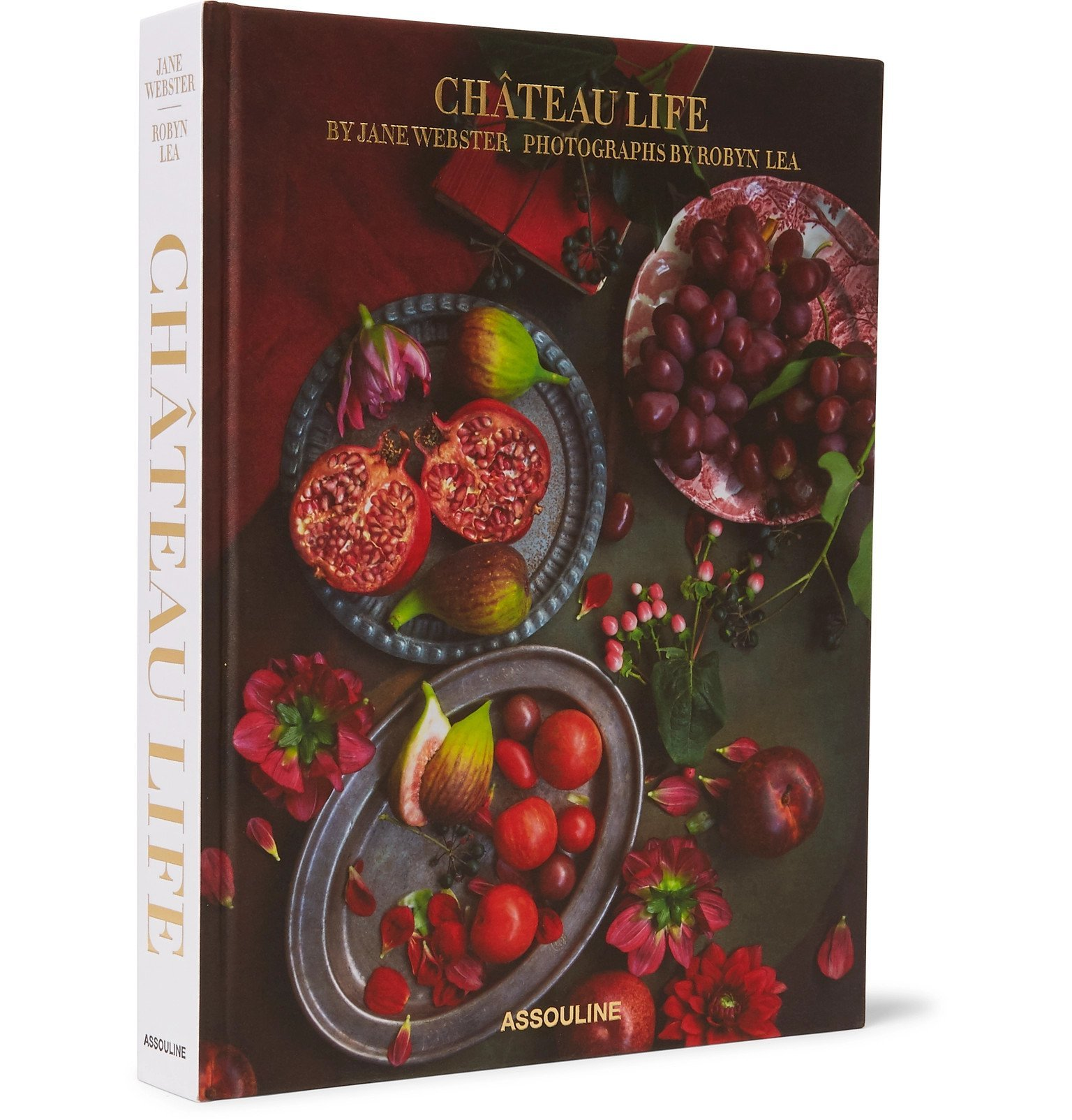 Photo: Assouline - Château Life Hardcover Book - Multi