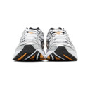 Asics White and Gold Gel-Kayano 14 Sneakers