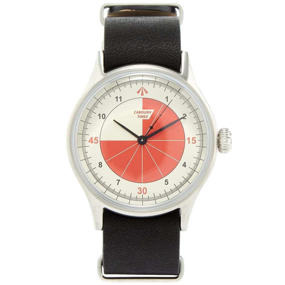 Photo: Timex x Nigel Cabourn Referee's Watch
