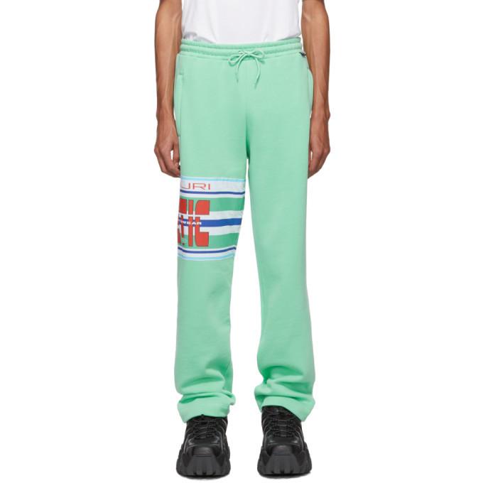 NAPA by Martine Rose Green Robertson Lounge Pants