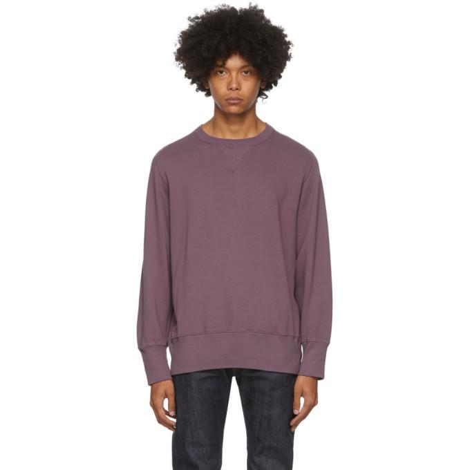 Photo: Levis Vintage Clothing Purple Bay Meadows Sweatshirt