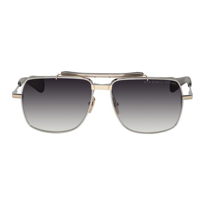 Photo: Dita Silver Symeta Type 403 Sunglasses