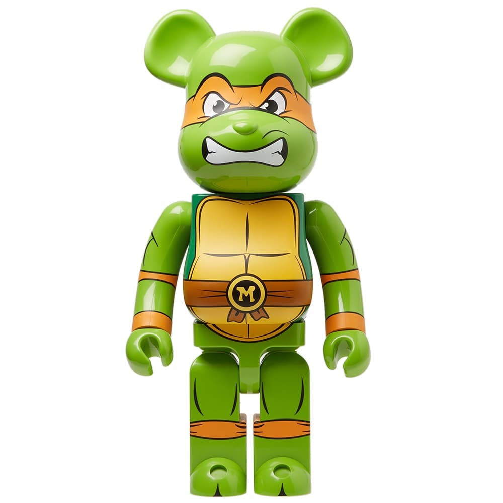 Photo: Medicom Michaelangelo Be@rbrick