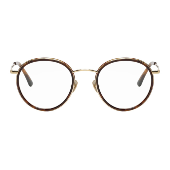 Photo: Belstaff Tortoiseshell Slipway Glasses