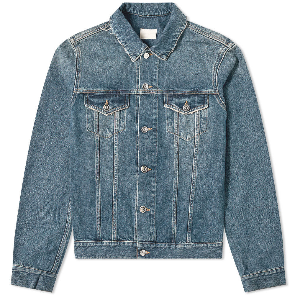 Photo: Harmony Dimitri Denim Jacket