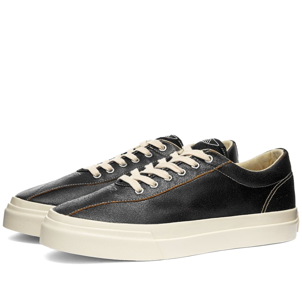 Photo: Stepney Workers Club Dellow Crack Leather Sneaker