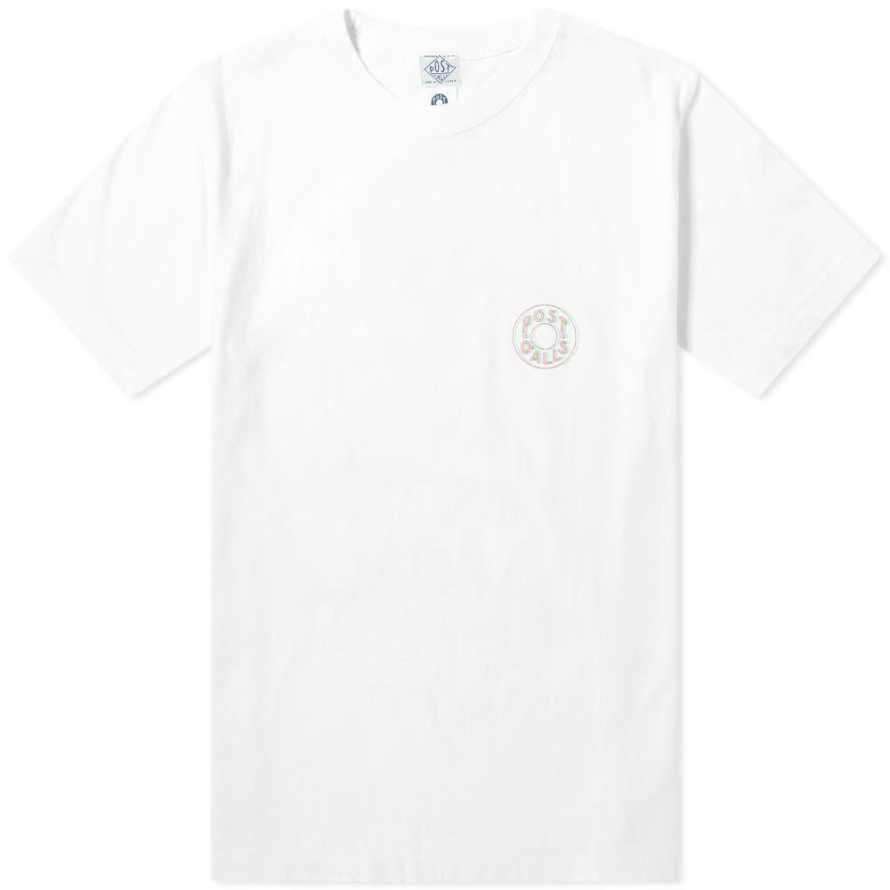 Photo: Post Overalls 2D Logo Pocket Tee