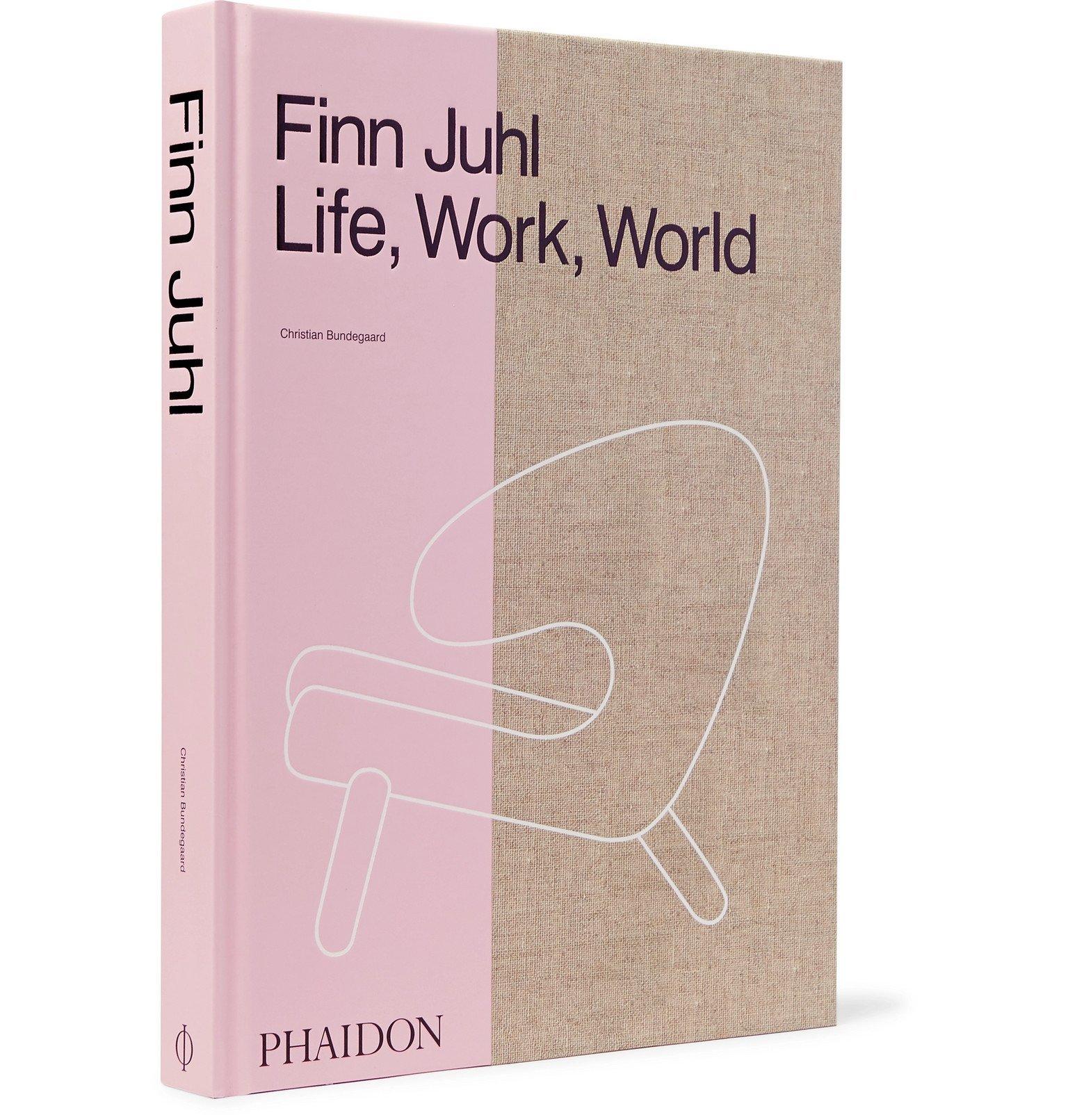 Photo: Phaidon - Finn Juhl: Life, Work, World Hardcover Book - Multi