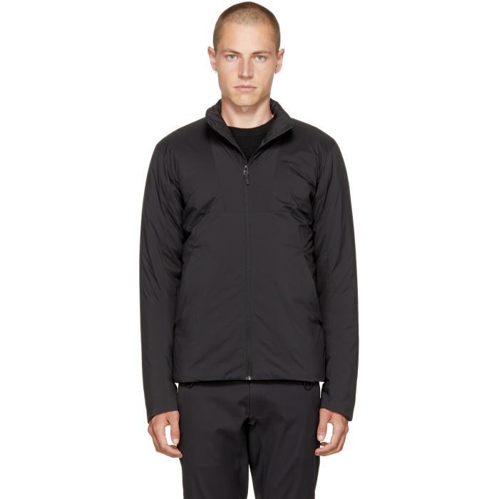 Arcteryx Veilance Black Mionn IS Jacket