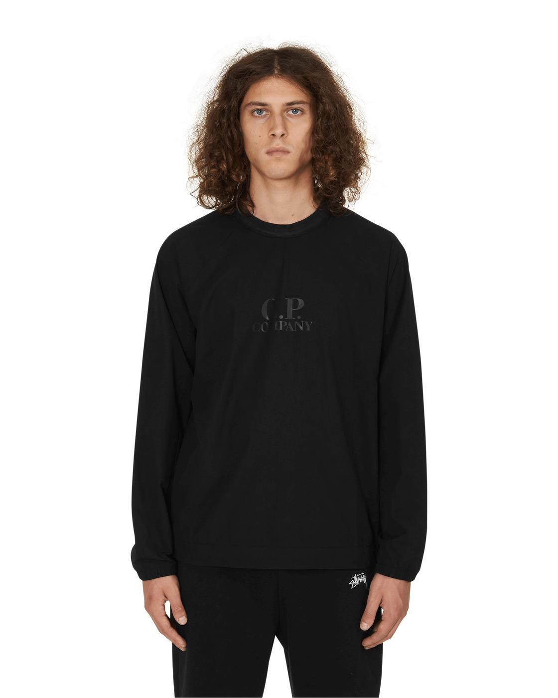 C.P. Company Crewneck Sweatshirt Black
