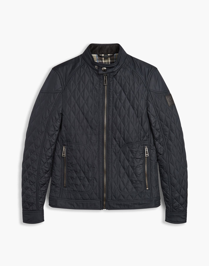 Belstaff New Bramley Jacket Blue