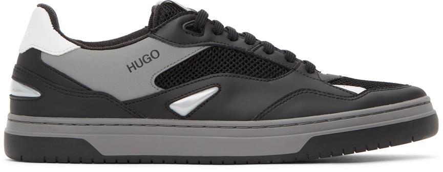 Photo: Hugo Black Switon Tennis Sneakers
