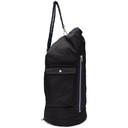 Sacai Black MA-1 Backpack