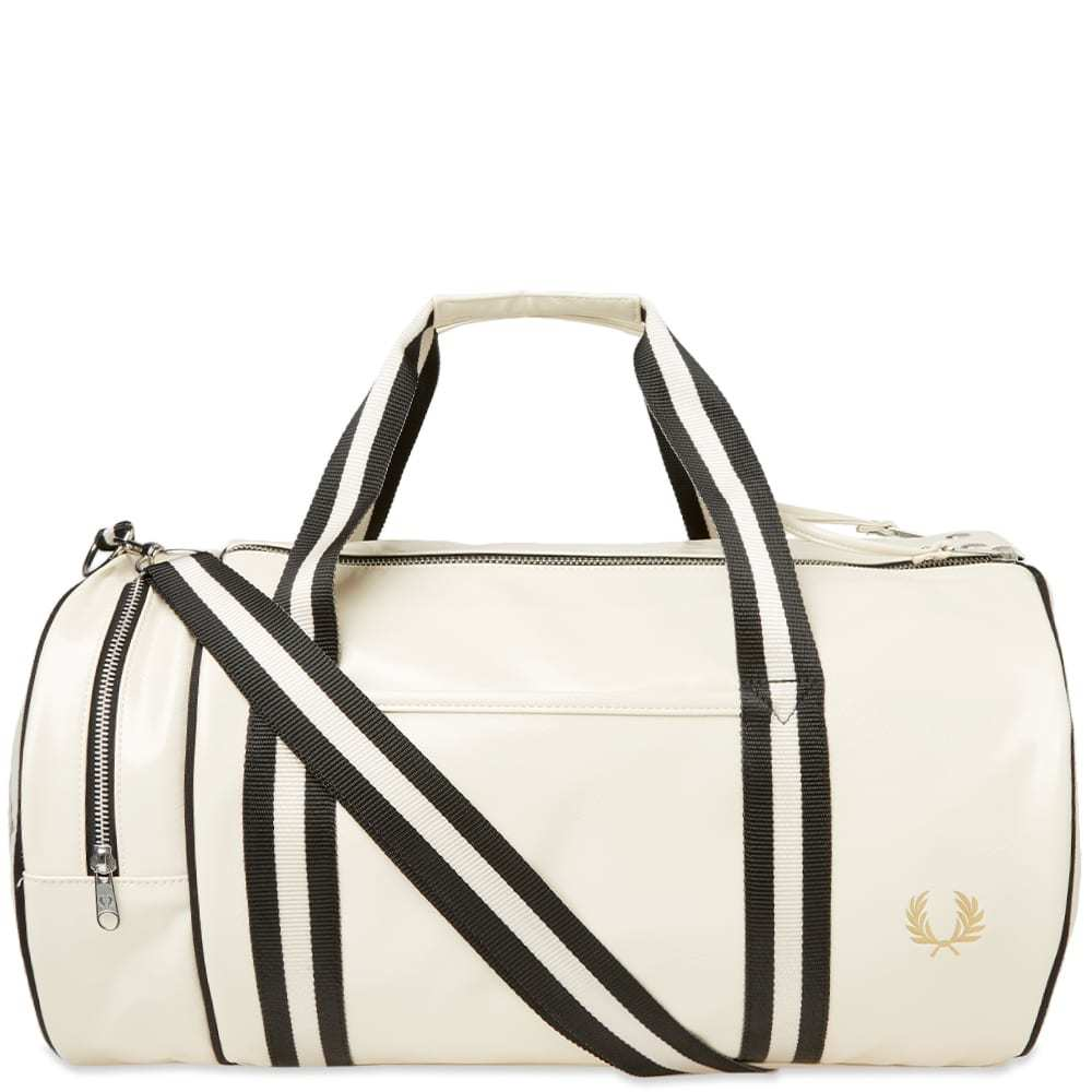 Photo: Fred Perry Classic Barrel Bag