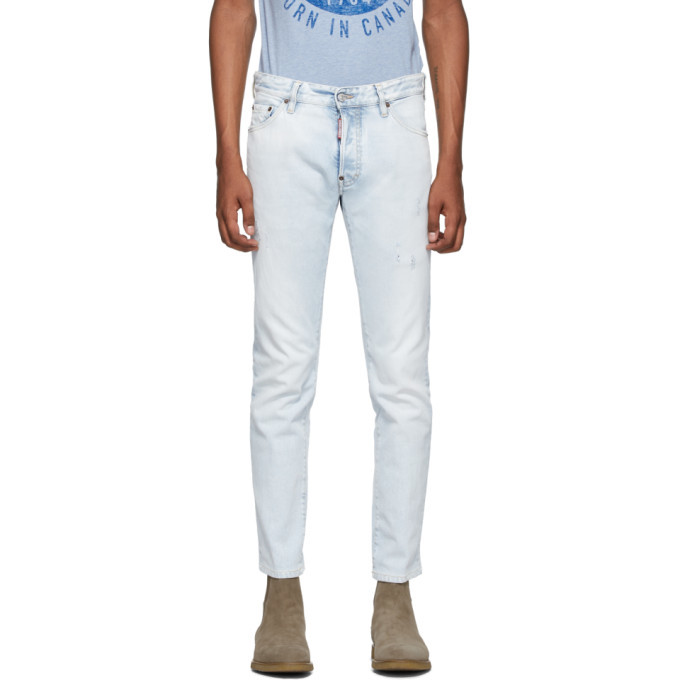 Photo: Dsquared2 Blue Sugar Cool Guy Jeans