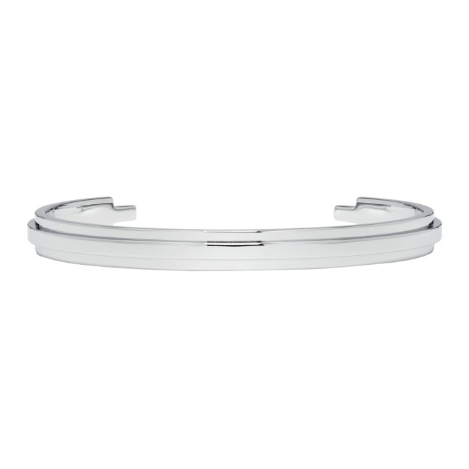 Photo: Hugo Silver E-Artdeco-Bangle Bracelet