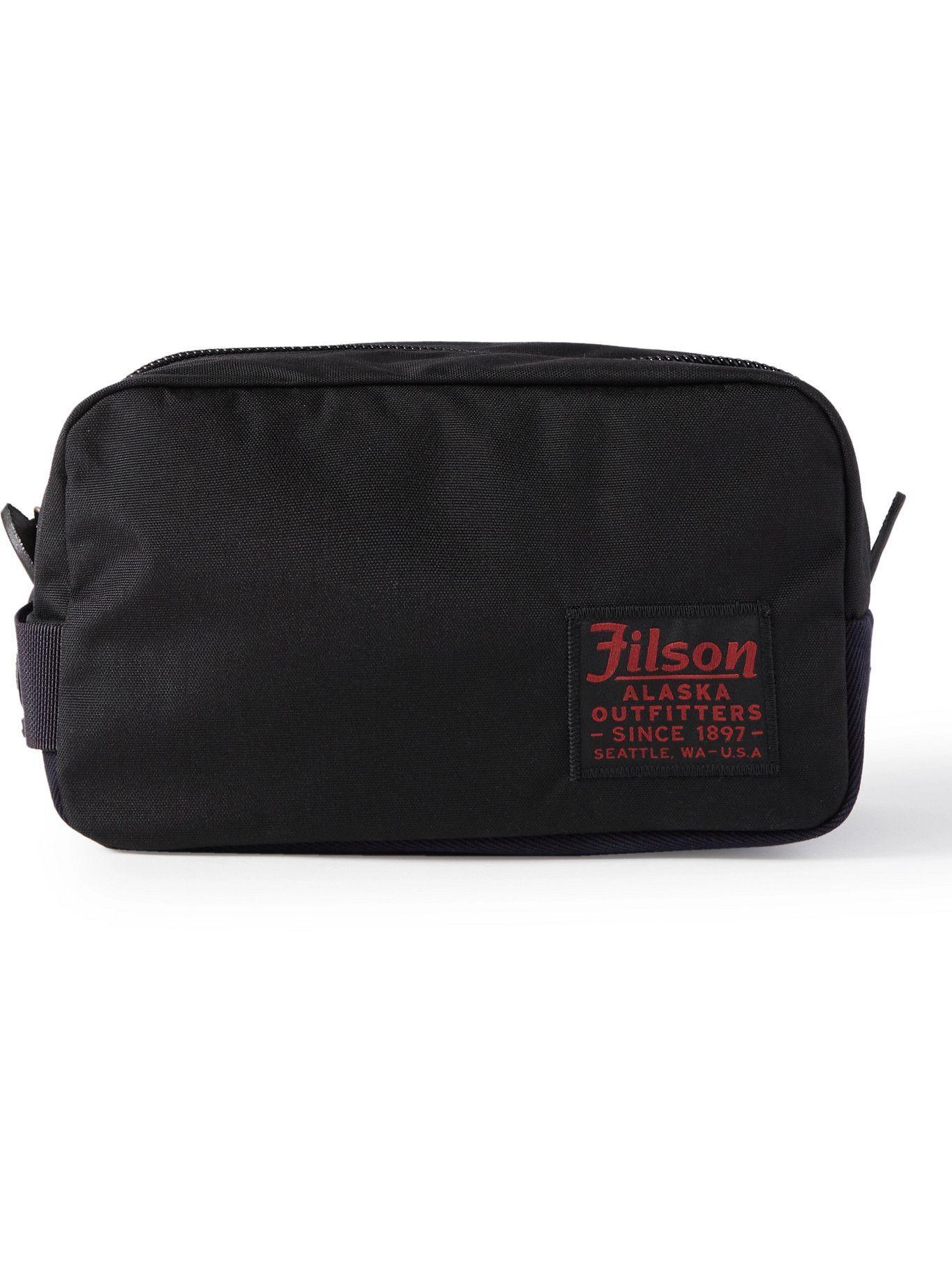Photo: FILSON - Nylon Wash Bag