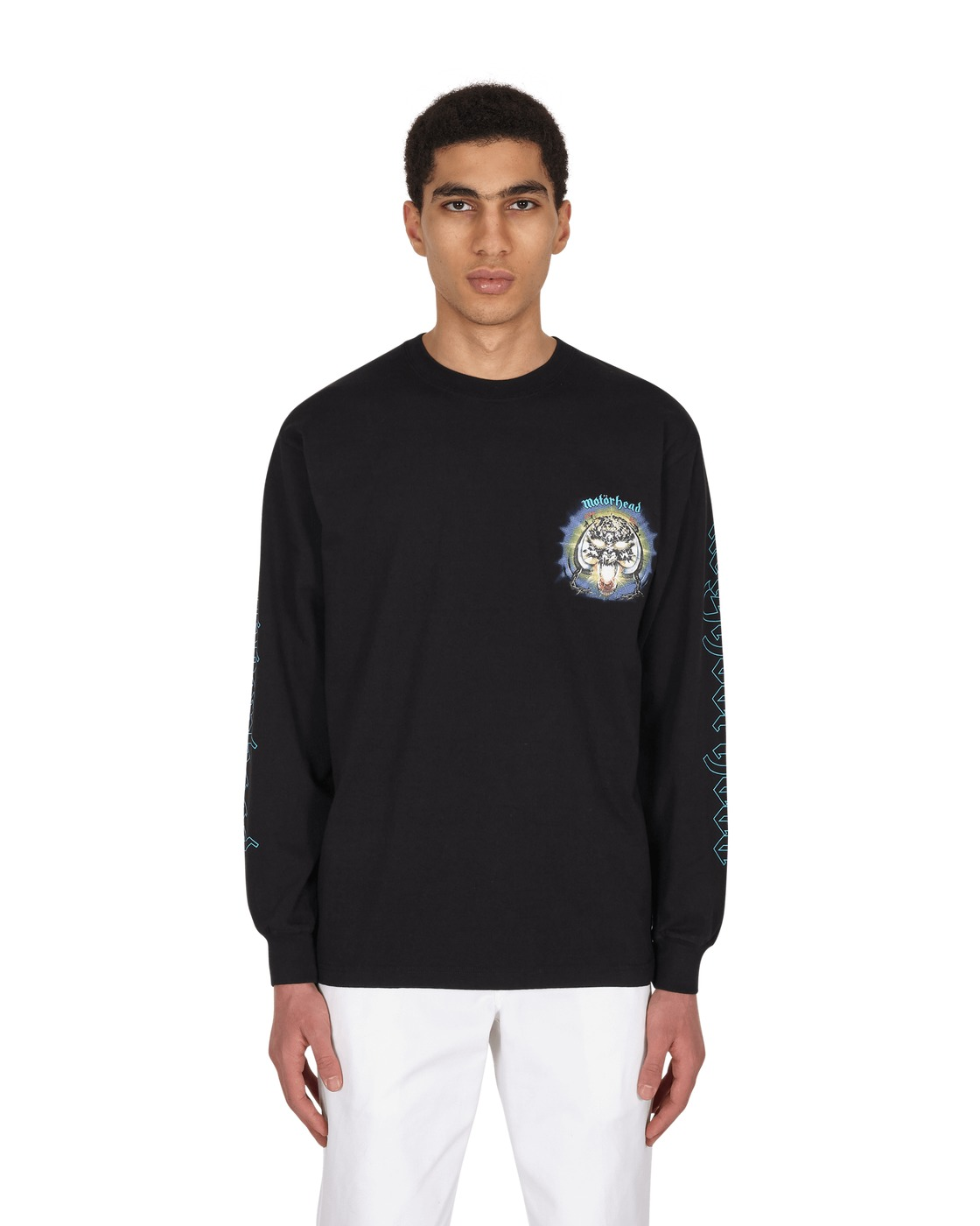Photo: Neighborhood Motörhead Longsleeve T Shirt Black