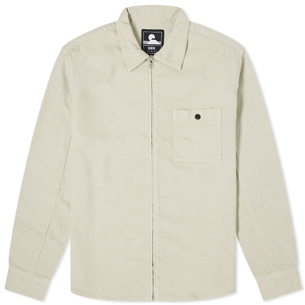 Photo: Edwin Wilson Zip Through Overshirt