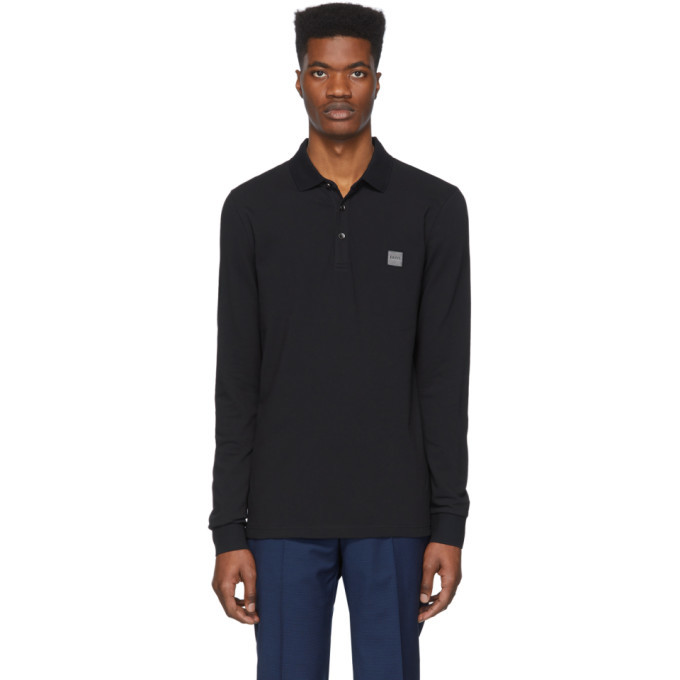 Photo: Boss Black Passerby Slim-Fit Polo