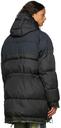 Sacai Reversible Black & Green Insulated Jacket