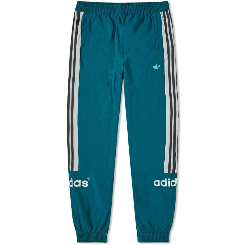 Photo: Adidas 90's Archive Track Pant Green & Grey