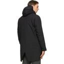 Veilance Black Down Monitor Coat