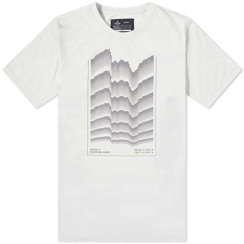 Photo: Asics x Reigning Champ Ascent Tee