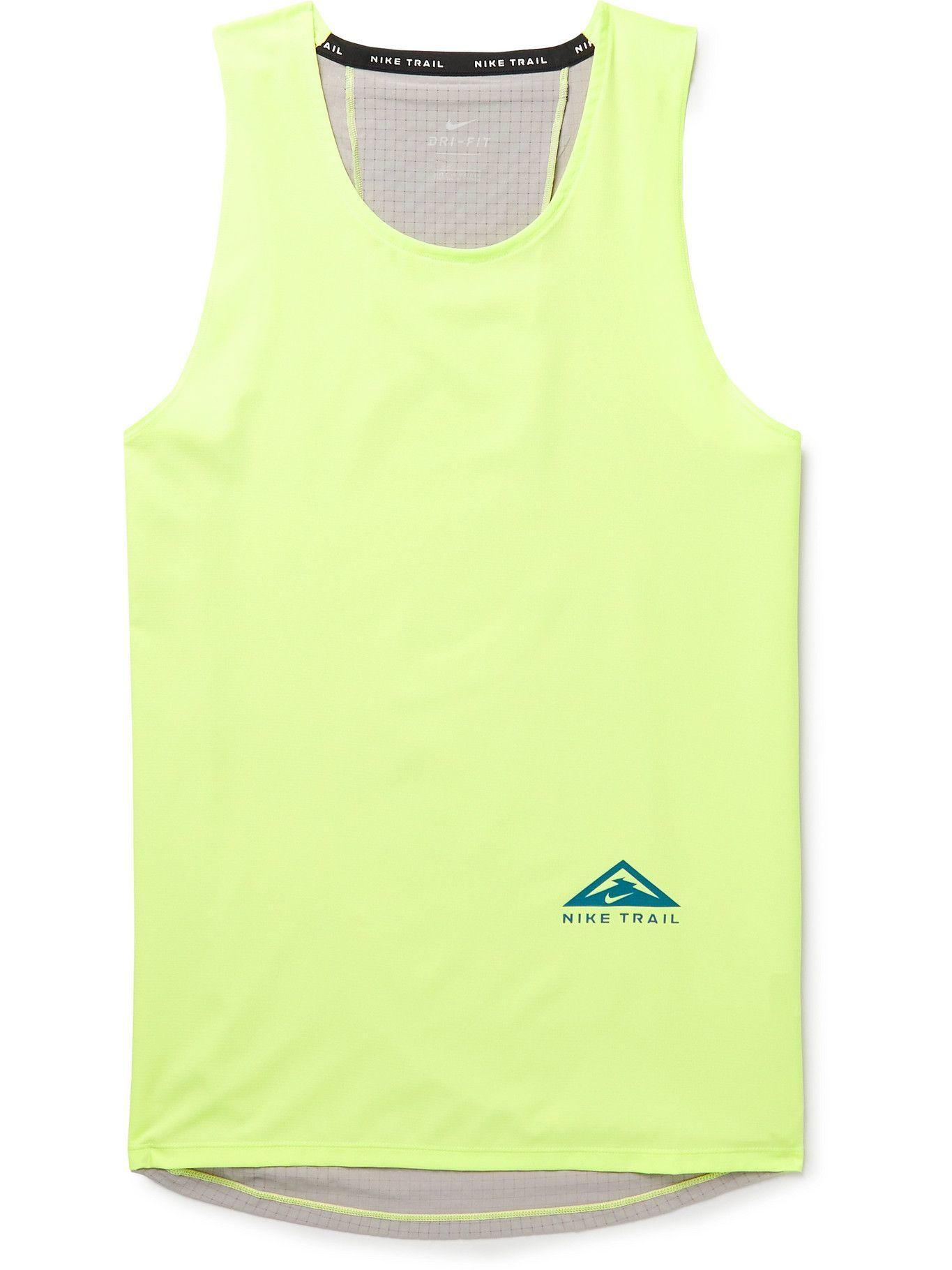 Photo: Nike Running - Rise 365 Dri-FIT Tank Top - Gray