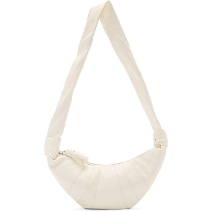 Photo: Lemaire Off-White Croissant Bag