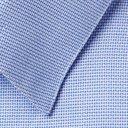 Giorgio Armani - Blue Checked Cotton Shirt - Blue