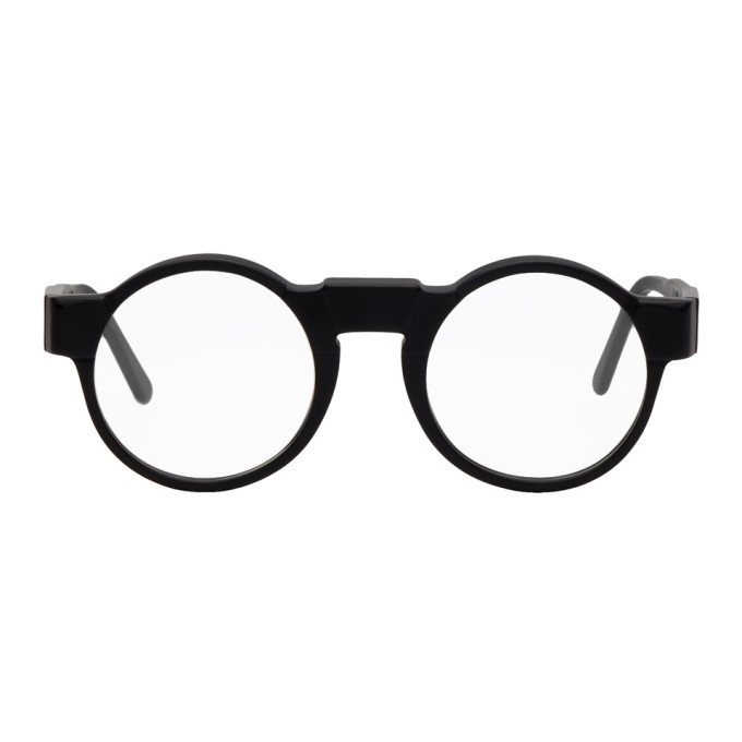 Photo: Kuboraum Black K10 BM-O Glasses