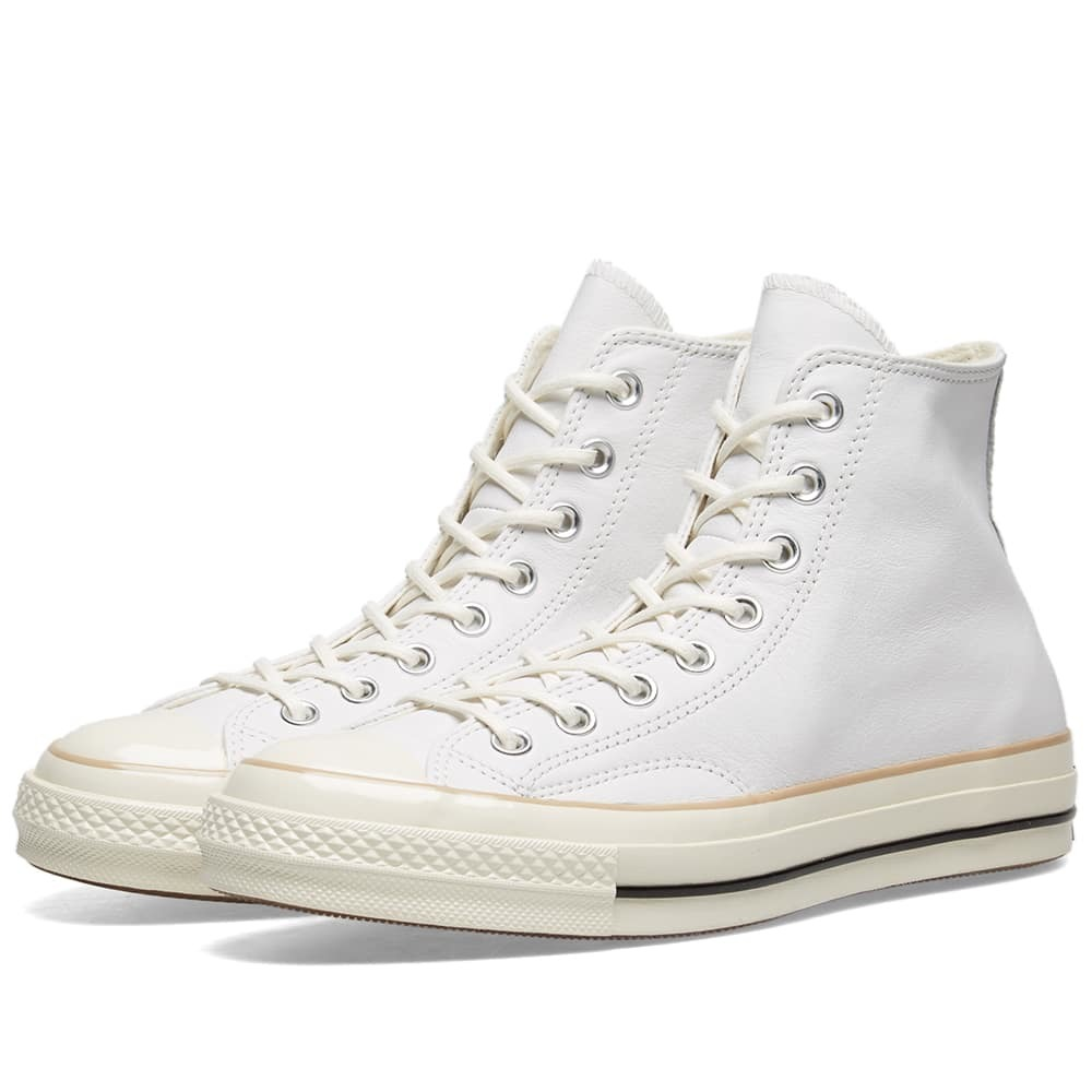 Photo: Converse Chuck Taylor 1970s Hi Leather Boot