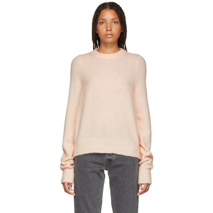 3.1 Phillip Lim Pink High Low Sweater