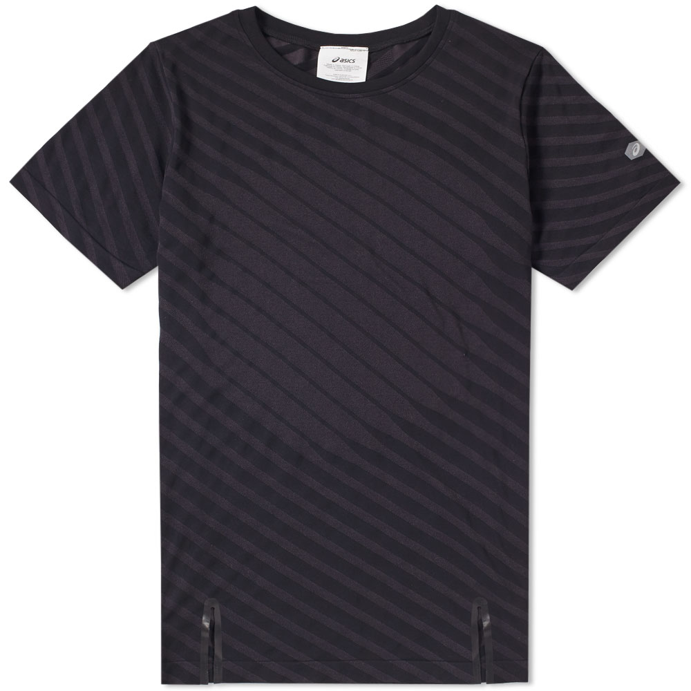 Photo: Asics Seamless Short Sleeve Crew Sweat