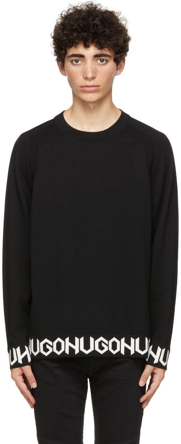 Hugo Black Shem Sweater
