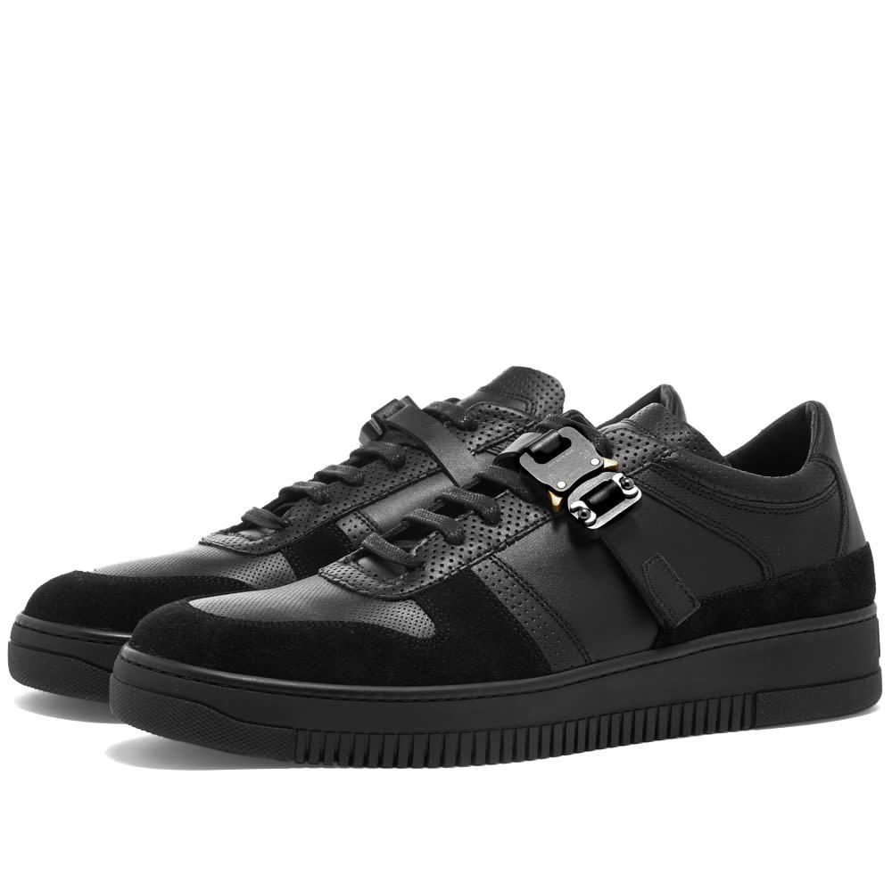 Photo: 1017 ALYX 9SM Leather Buckle Low Trainer