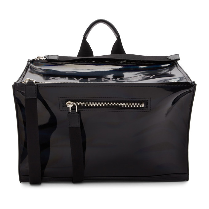 Photo: Givenchy Black Iridescent Pandora Messenger Bag