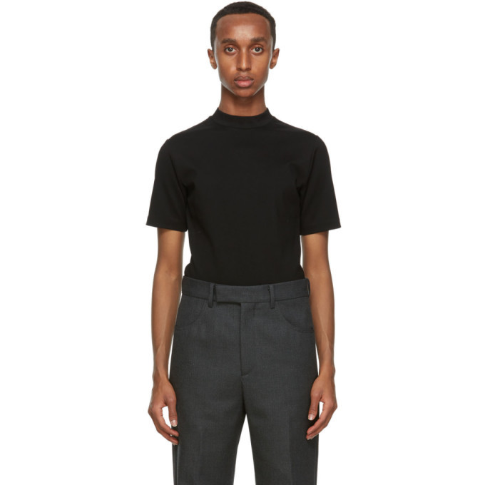 Photo: Marni Black Compact T-Shirt