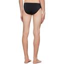 Giorgio Armani Black Packable Swim Briefs